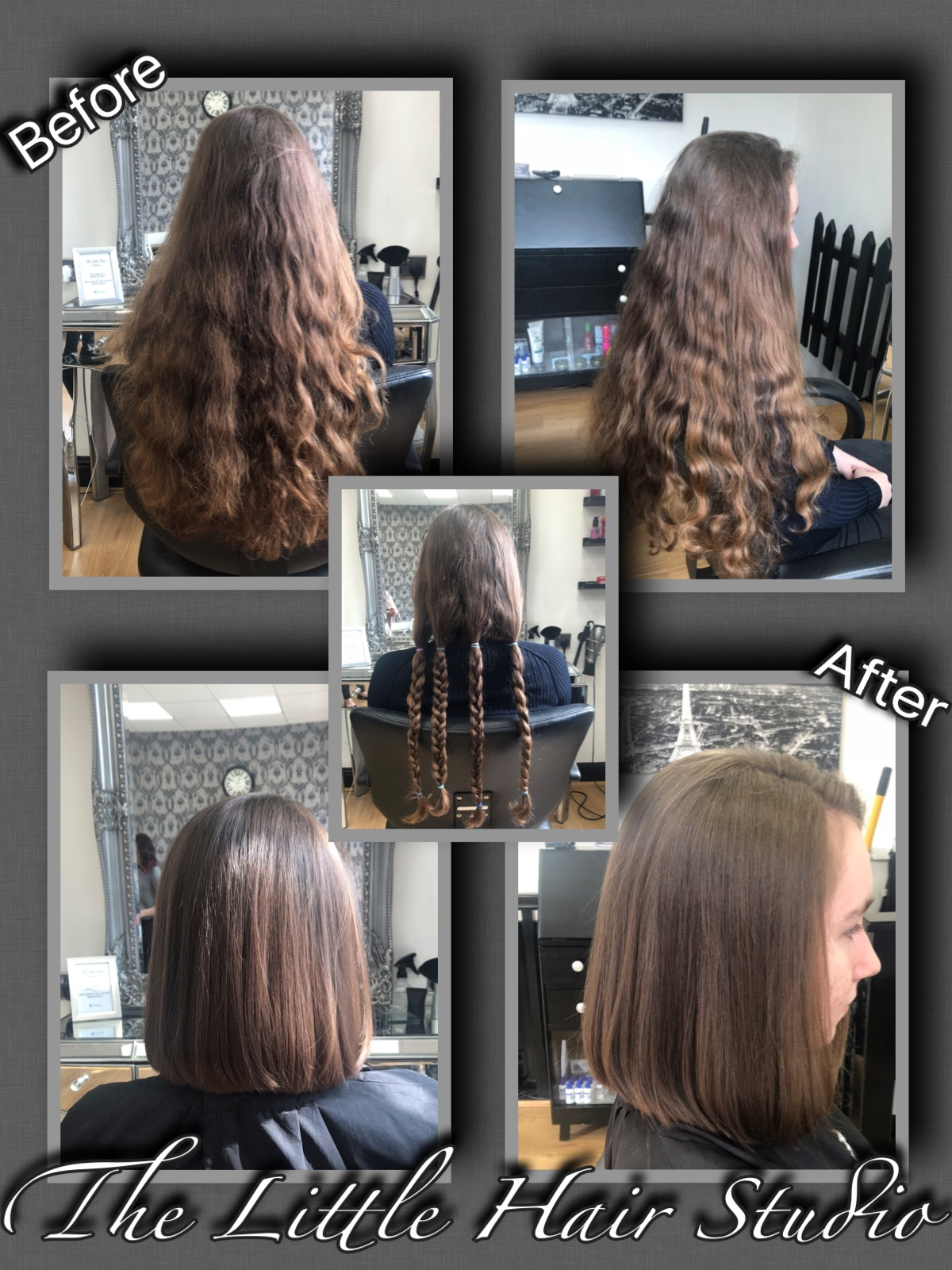 """12"""" Donated To Little Princess Trust"""