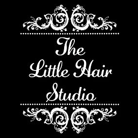 The Little Hair Studio Newark logo