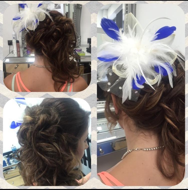 Hair Up by Jill