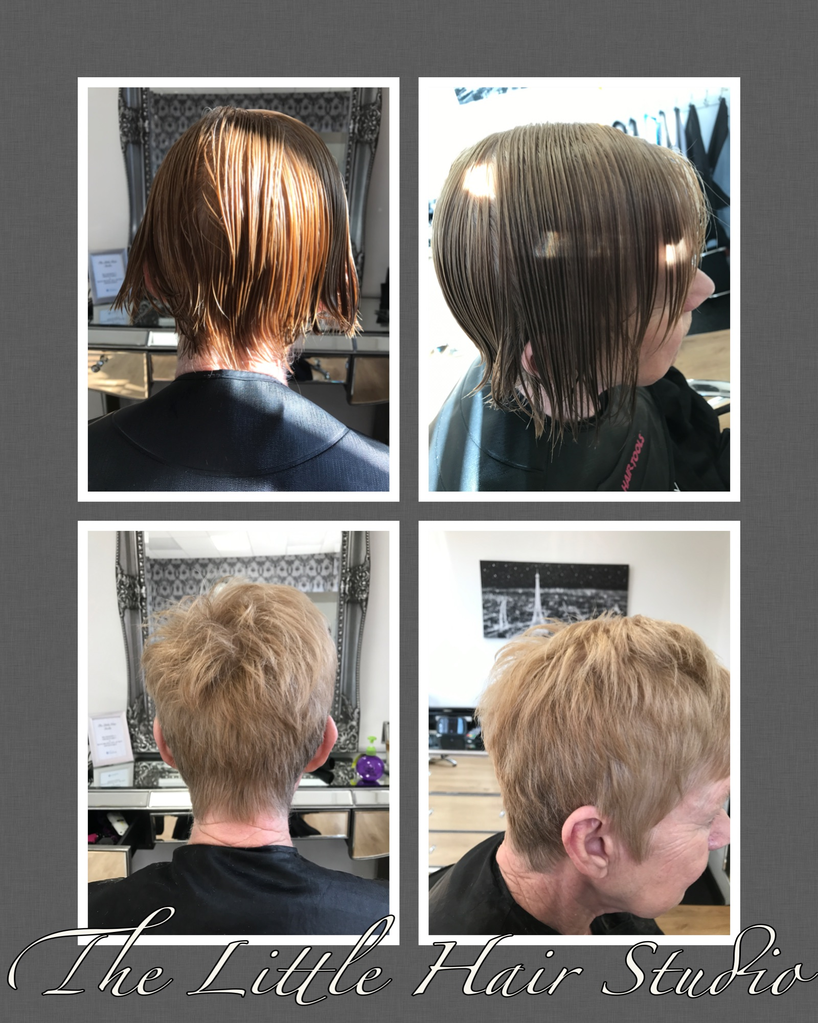 short restyle