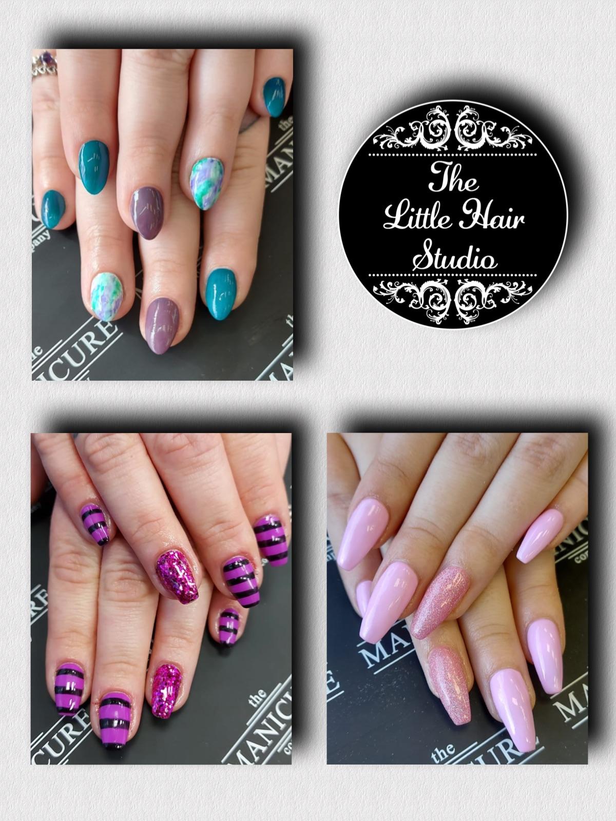 acrylic nails by Beth