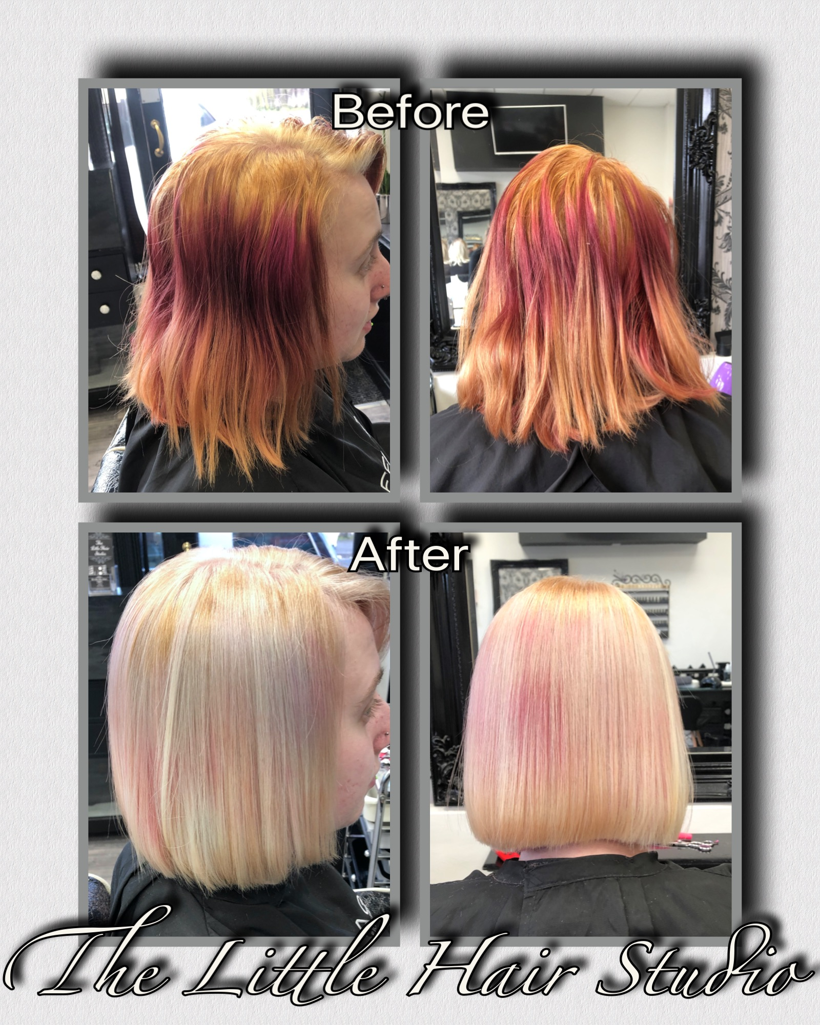colour correction by Hayley