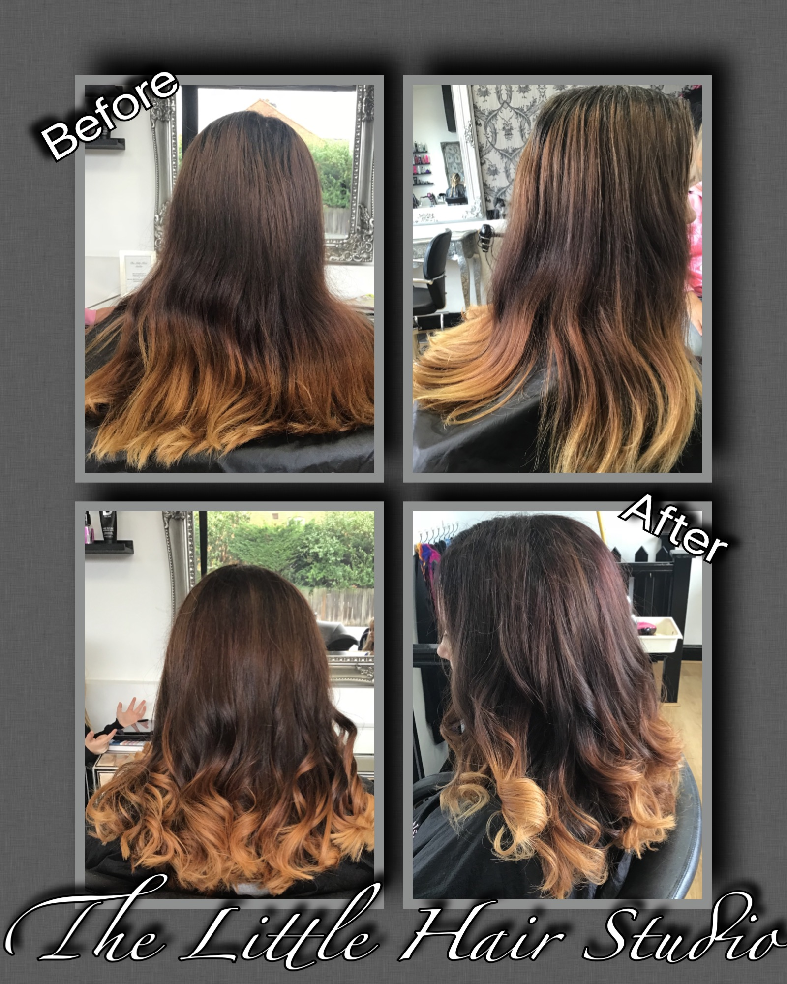 Refreshed Ombrè By Sophie