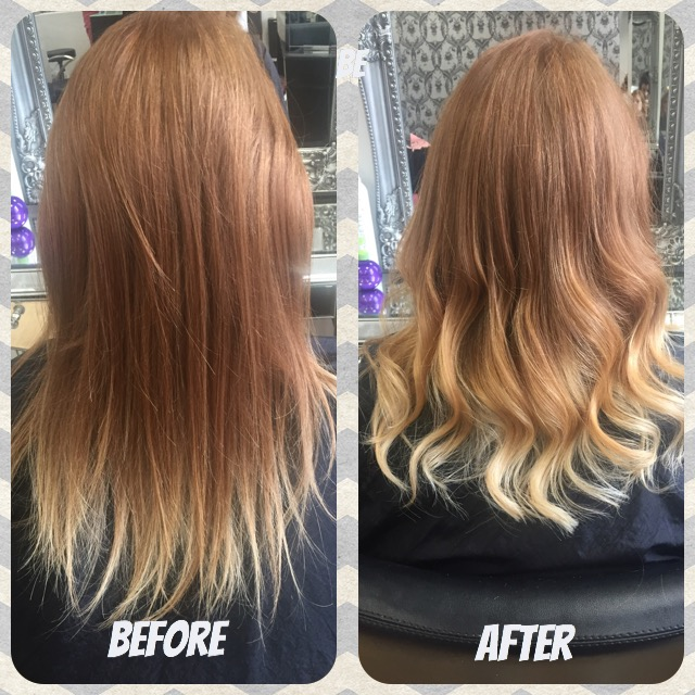 Refreshed Ombre By Jill