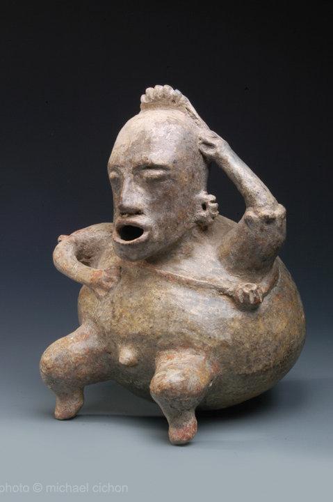 Unusual Jalisco male shaman
