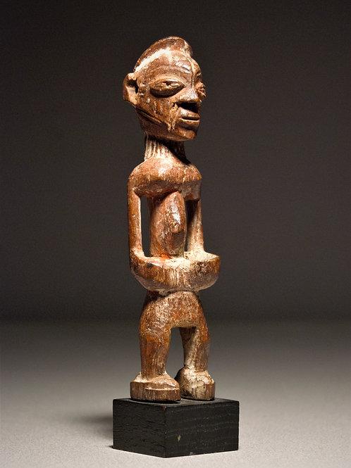 Lulua power figure (mbulenga)
