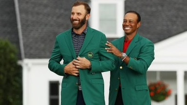 Want to win the Masters? Hire a life coach.