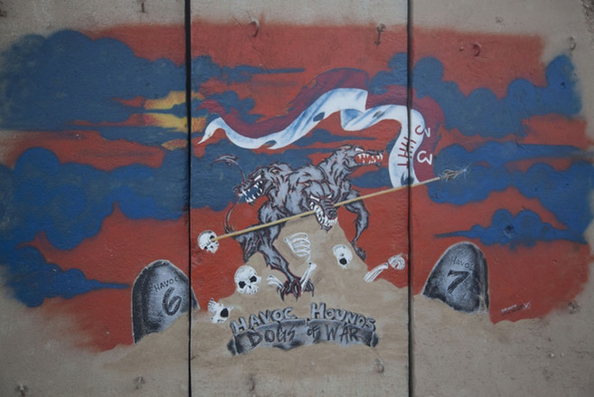 3-3 CAV Havoc Hounds / Dogs of War