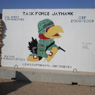 TF Jayhawk- 326th Area Support Group