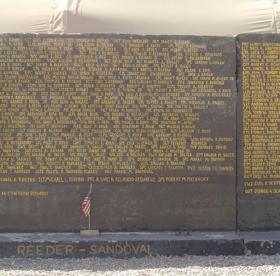 Reeder - Sandoval