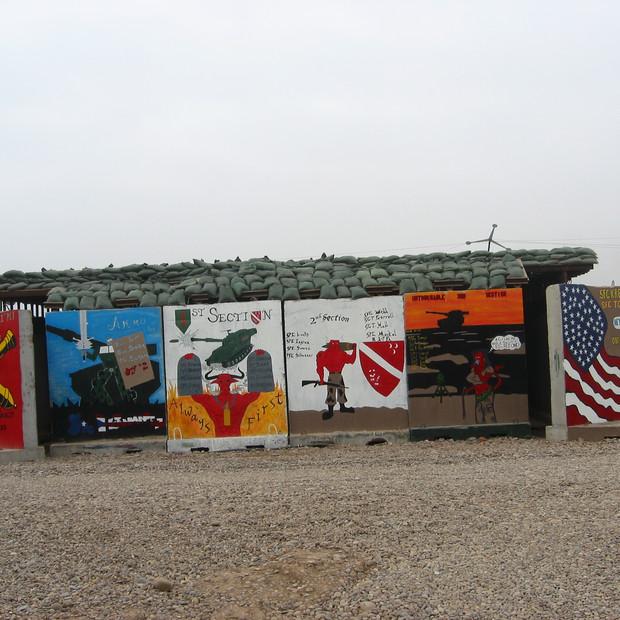 FOB Paliwoda- Balad Iraq 2004