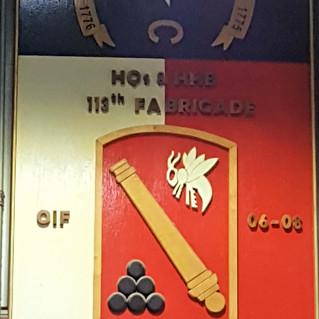 113th FA Brigade