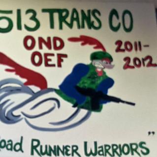 513th Trans Co
