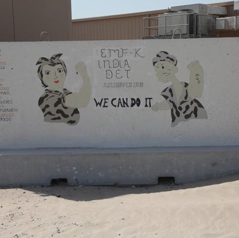 I Det- Expeditionary Medical Facility Kuwait