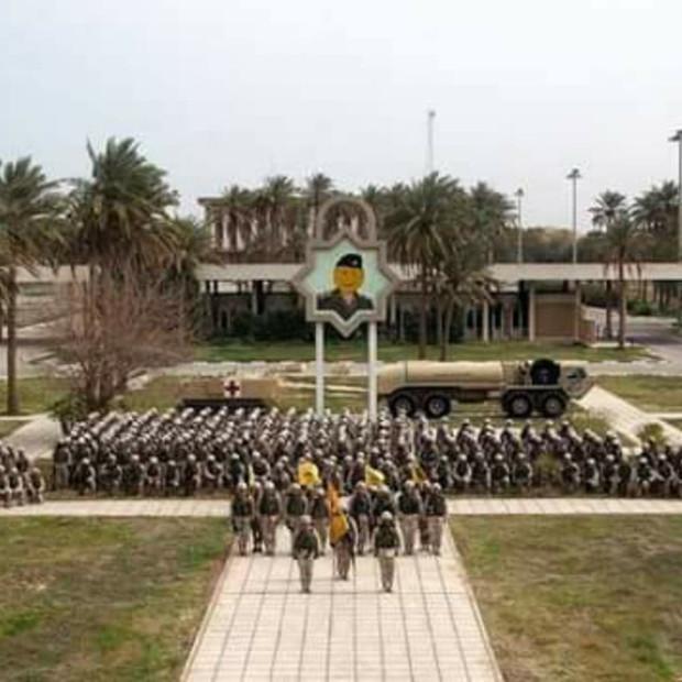 1-13 Armor- Baghdad 2003