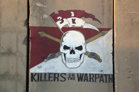 K Troop 3-3 CAV Killers on the Warpath