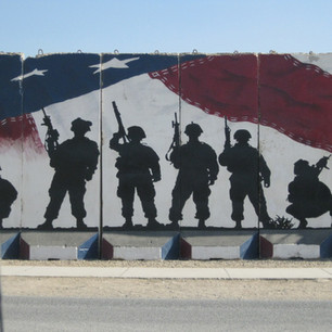Camp Adder, Iraq 2009
