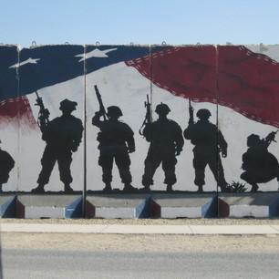 Camp Adder, Iraq 2009