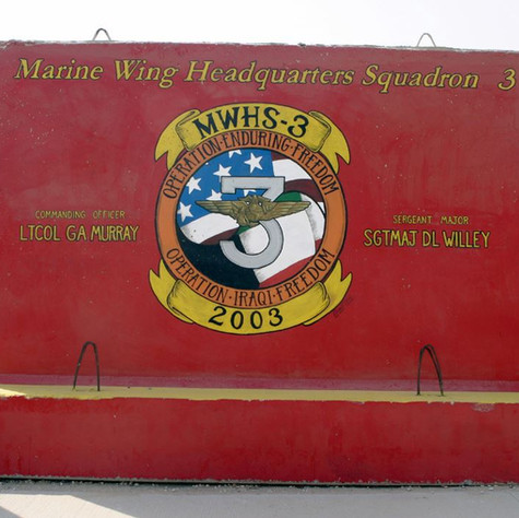 Marine Wing Headquarters Squadron 3