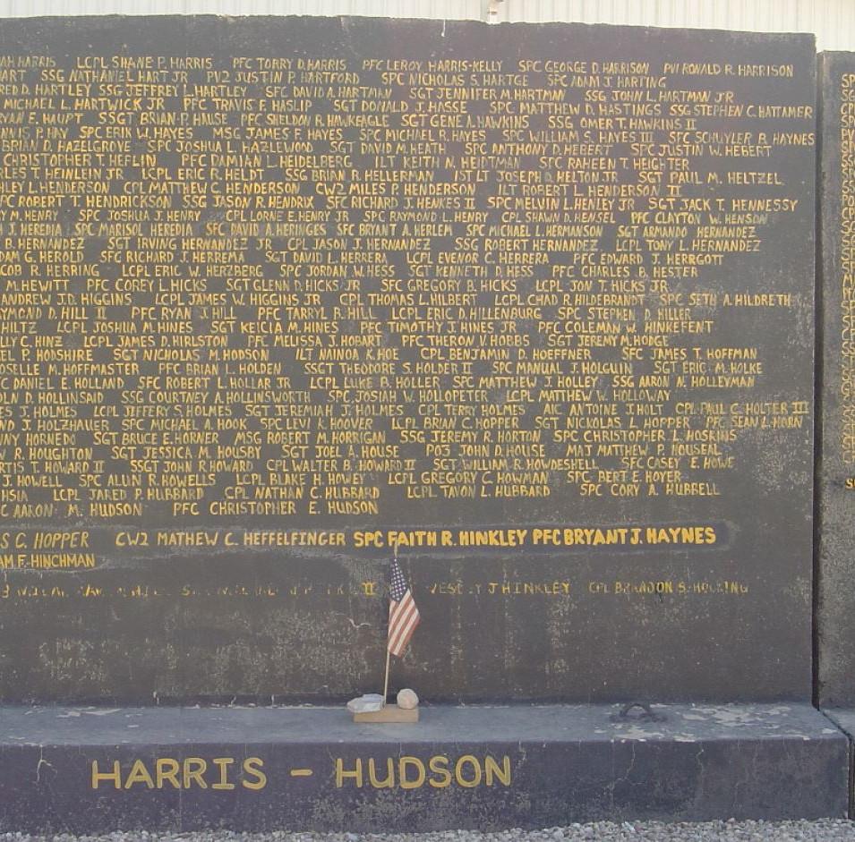 Harris - Hudson