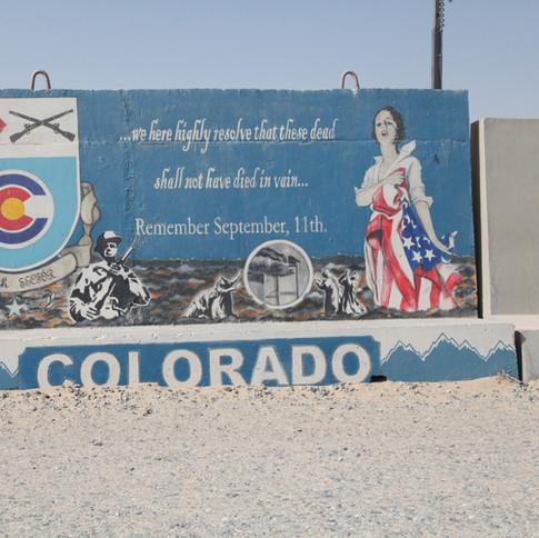 140th SECFOR- Colorado Air National Guard