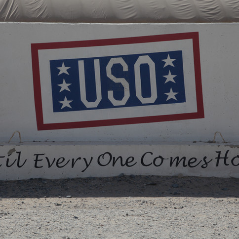 Camp Virginia USO