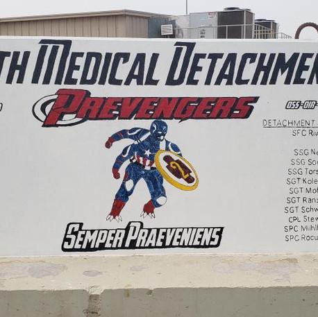 898th Medical Detachment- Prevengers