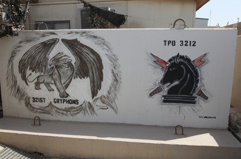 321st Gryphons TPD 3212
