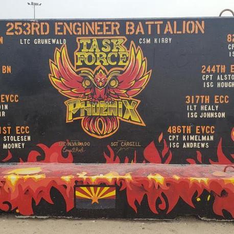 253rd Engineer Battalion- TF Phoenix