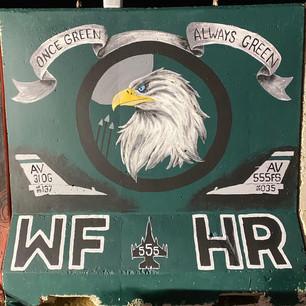 "555th Fighter Squadron ""Triple Nickel"" 2/3"
