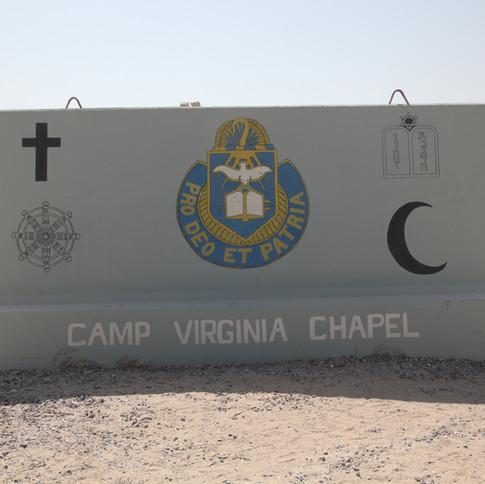 Camp Virginia Chapel
