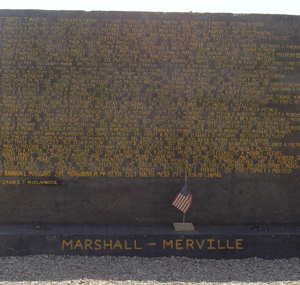 Marshall - Merville