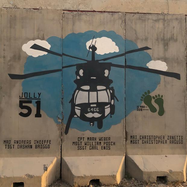 Jolly 51 Memorial