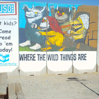 USO - Where the Wild Things Are
