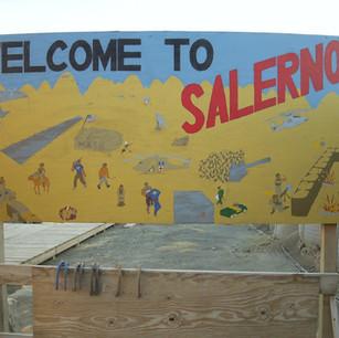 FOB Salerno 'Rocket City'