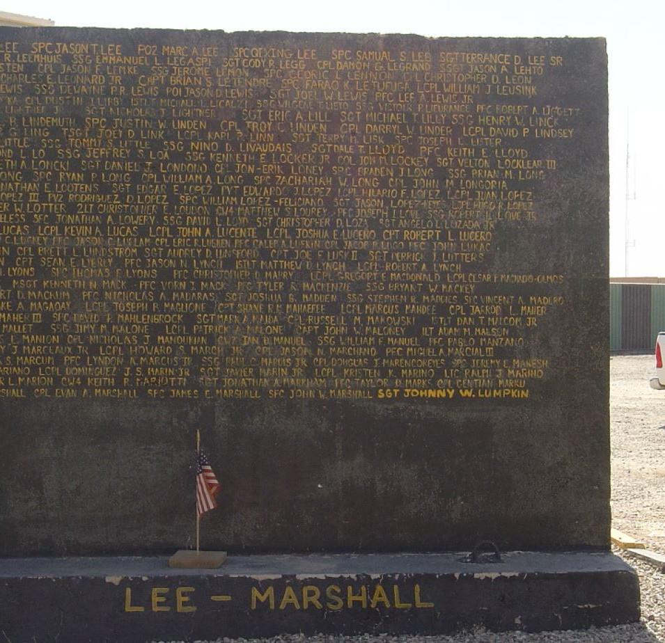 Lee - Marshall