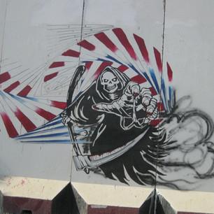 Reaper- Camp Adder, Iraq 2009