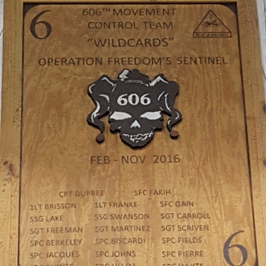 606th Movement Control Team