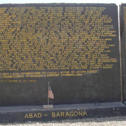 Abad - Baragona