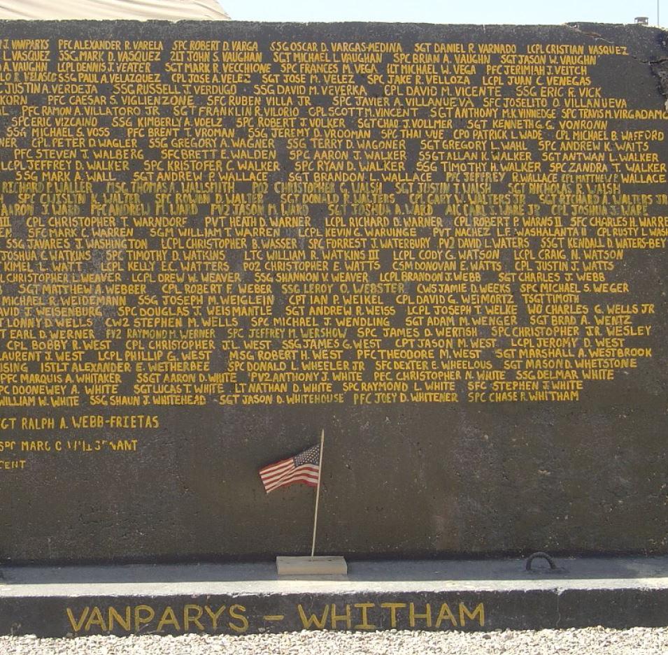 Vanparys - Whitham