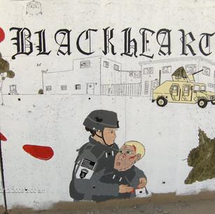 "C co. 526 BSB 2 BCT ""Blackhearts"" Screaming Eagles"