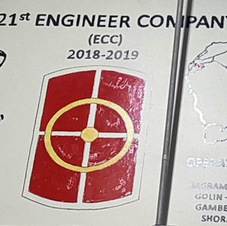 721st Engineer Company