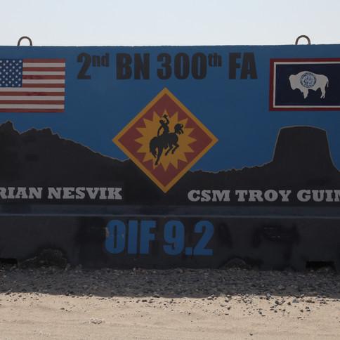 2-300th FA Wyoming