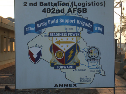 2nd Battalion ( Logistics) 402nd AFSB