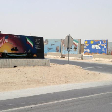 Jaber Air Base 2003