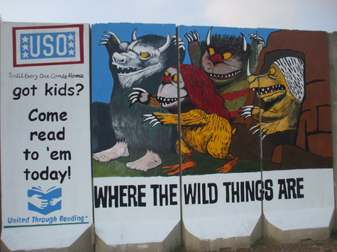 USO Where the Wild Things Are