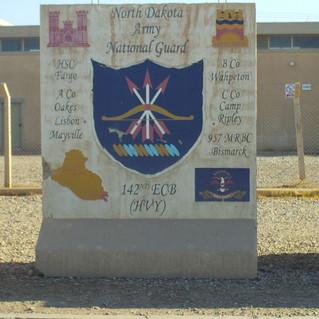 North Dakota Army National Guard Co. C 142nd ECB