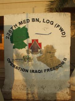 226th MED BN, LOG [FWD]