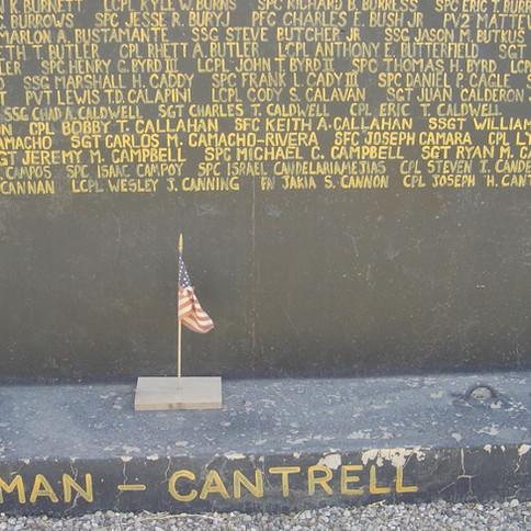 Bowman - Cantrell Flag