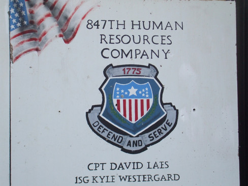 847th Human Resources Company